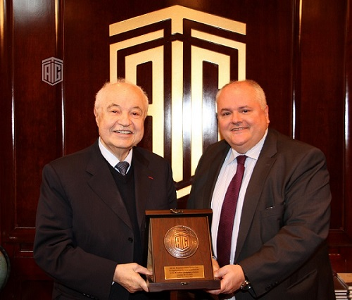 Abu-Ghazaleh Announces New Office in São Paulo, Receives Brazilian Ambassador to Jordan