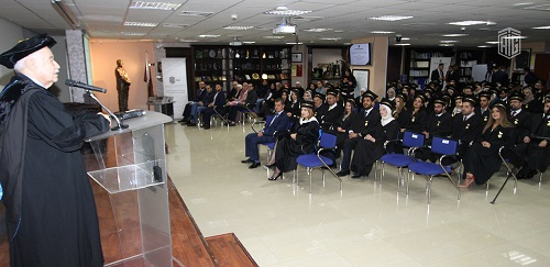 Abu-Ghazaleh Patronizes Graduation Ceremony of the 10th Batch of MBA Graduates of Talal Abu-Ghazaleh Graduate School of Business