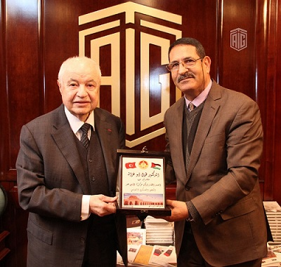 Abu-Ghazaleh Receives Palestinian and Tunisian Military Attachés, Tackles Knowledge and Technology in the Military Field
