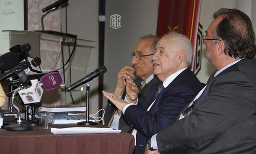 Media Unity Council Hosts Abu-Ghazaleh to Discuss the 2020 Global Economic Crisis