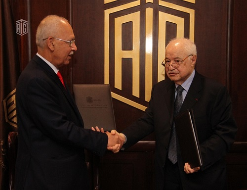 Talal Abu-Ghazaleh Organization and Jordan Engineers Association Sign Cooperation Agreement