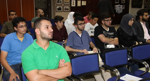 Talal Abu-Ghazaleh University College for Innovation Holds Orientation Fair