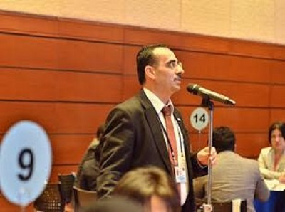The International Arab Society of Certified Accountants (IASCA) participates in the