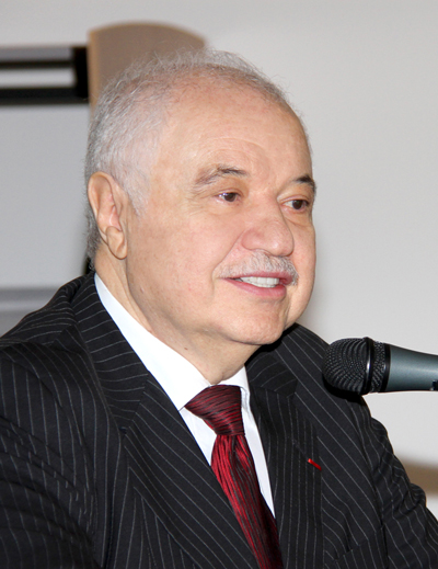 Abu-Ghazaleh Selected to Lead La Verticale's Arab-Mediterranean Region Task Force