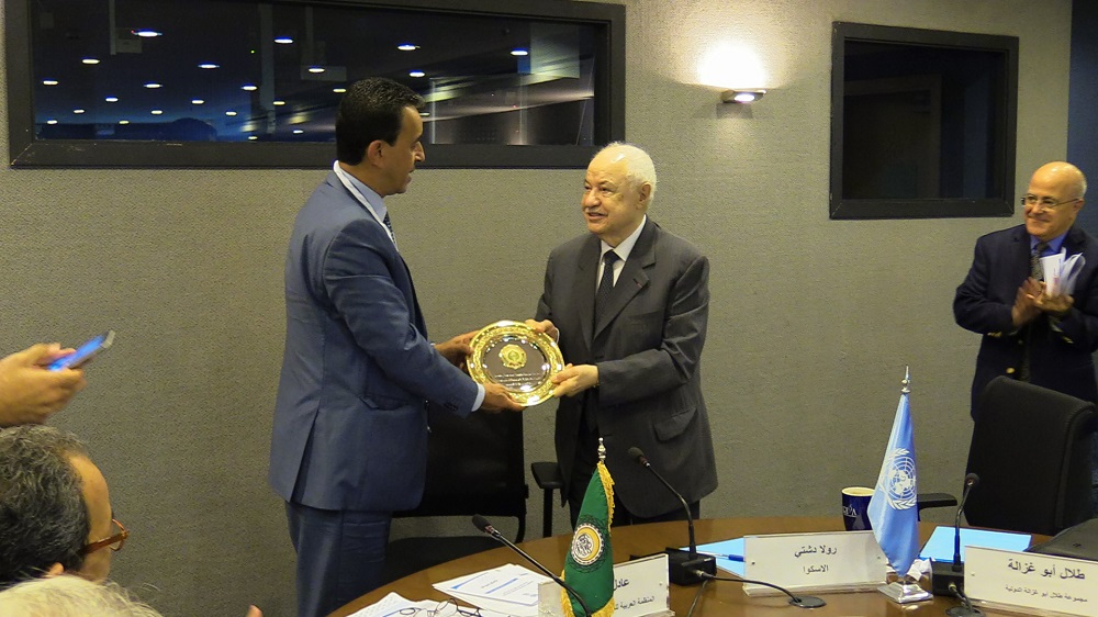 Abu-Ghazaleh Launches 'Arab AI Task Force' Initiative in Cooperation with ESCWA & AIDMO