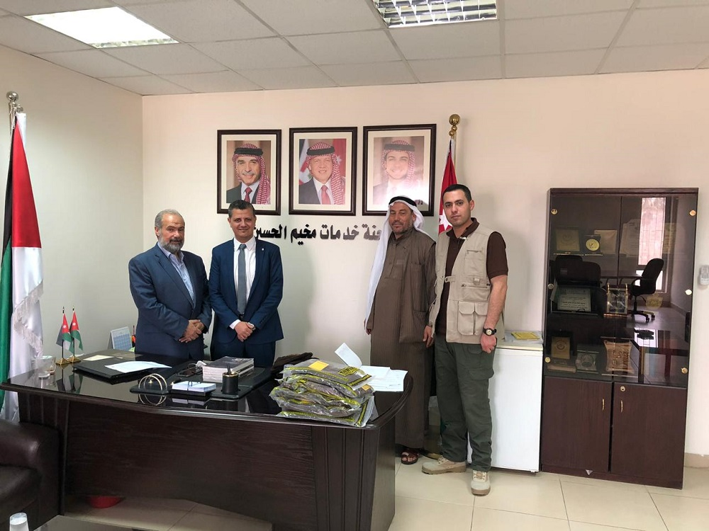 Talal Abu-Ghazaleh University College for Innovation Organizes Introductory Visits on Available Scholarships to Several Camps
