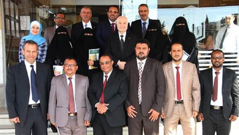 Abu-Ghazaleh Awards Accreditation to Salem bin Mahfouz Schools in Yemen