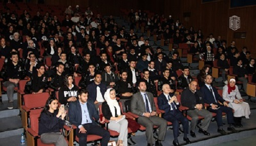 HE Dr. Talal Abu-Ghazaleh highlights the impact of knowledge education in changing the destiny of nations during his meeting with students of the International School of Choueifat