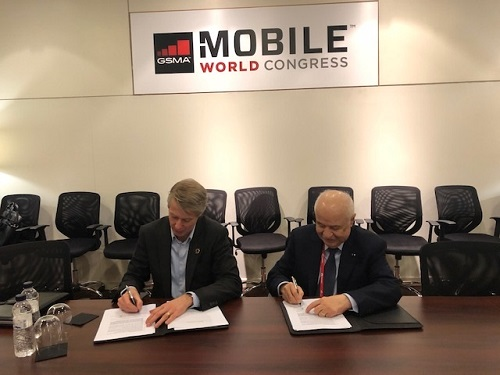 Talal Abu-Ghazaleh Academy TAG-Academy and the GSMA sign a Memorandum of Understanding to collaborate on a range of mobile technology initiatives