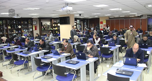 Talal Abu-Ghazaleh Organization (TAG-Org) administers the process of interviewing and conducting e-exams for various teaching vacancies in Qatar with teachers from Jordan, Sudan and Lebanon