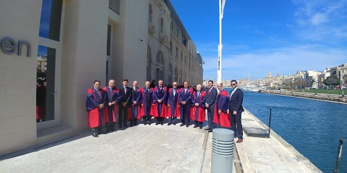Abu-Ghazaleh Attends the American University of Malta Board of Trustees meetings, Chaired by Prince of Luxembourg