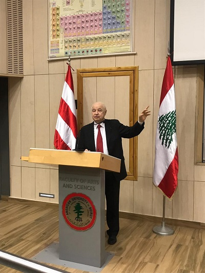 Abu-Ghazaleh: Education Deteriorates Globally, Educational Institutions Should Graduate Innovators not Job Seekers