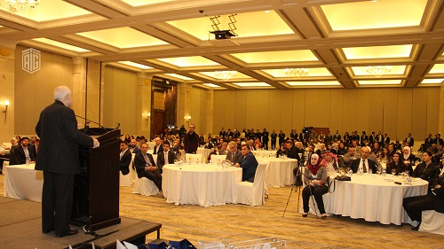 Abu-Ghazaleh Patronizes CFA Charter Holders and Research Challenge Competition Ceremony