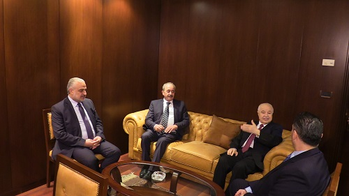 Abu-Ghazaleh: We Will Help the Bar Association in Tripoli in its Digital Transformation