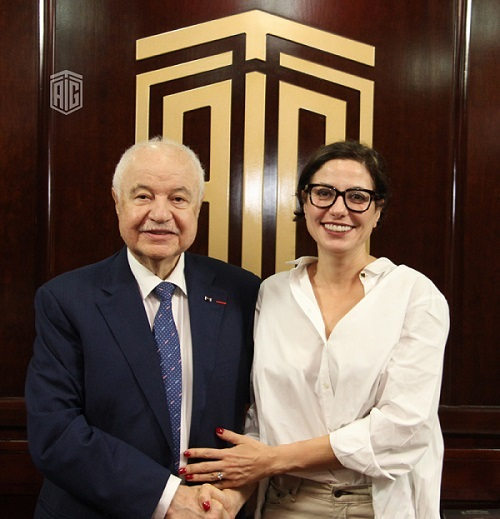 Jumana Talal Abu-Ghazaleh Selected as One of the Most Prominent Achieving Palestinian Figures during 2018