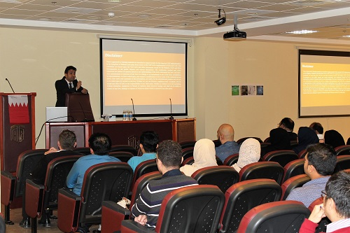 TAG-Org Organizes Workshop on Value Added Tax in Bahrain