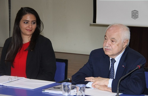 HE Dr. Talal Abu-Ghazaleh Chairs the Annual Meeting of Arab International Society For Management Technology (AIMICT)