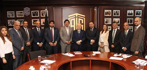 Abu-Ghazaleh Intellectual Property and the Arab Commission for Satellite Broadcasting Cooperate to Protect IPRs
