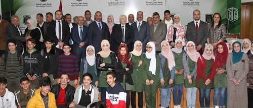 HE Dr. Talal Abu-Ghazaleh visits Ajloun and discusses several projects to develop education and tourism in the governorate