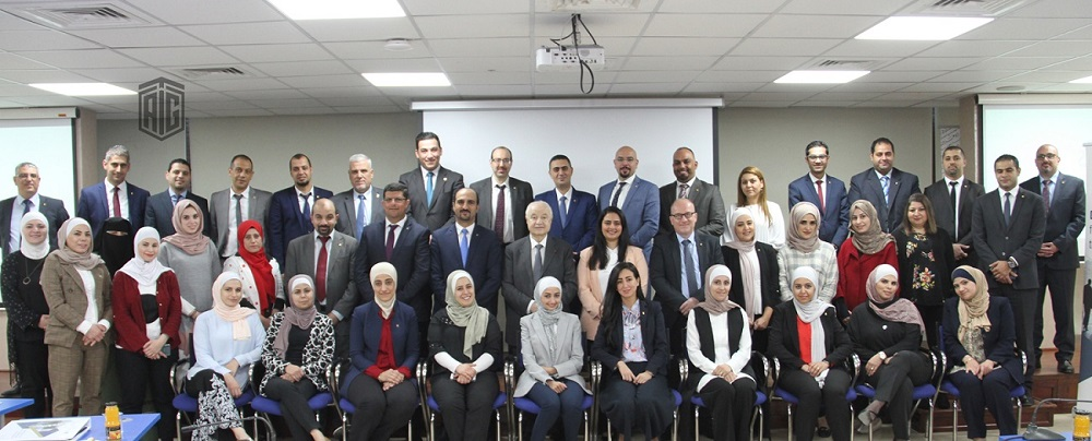 Abu-Ghazaleh Chairs the Annual Meeting of the Arab International Society for Management Technology (AIMICT)