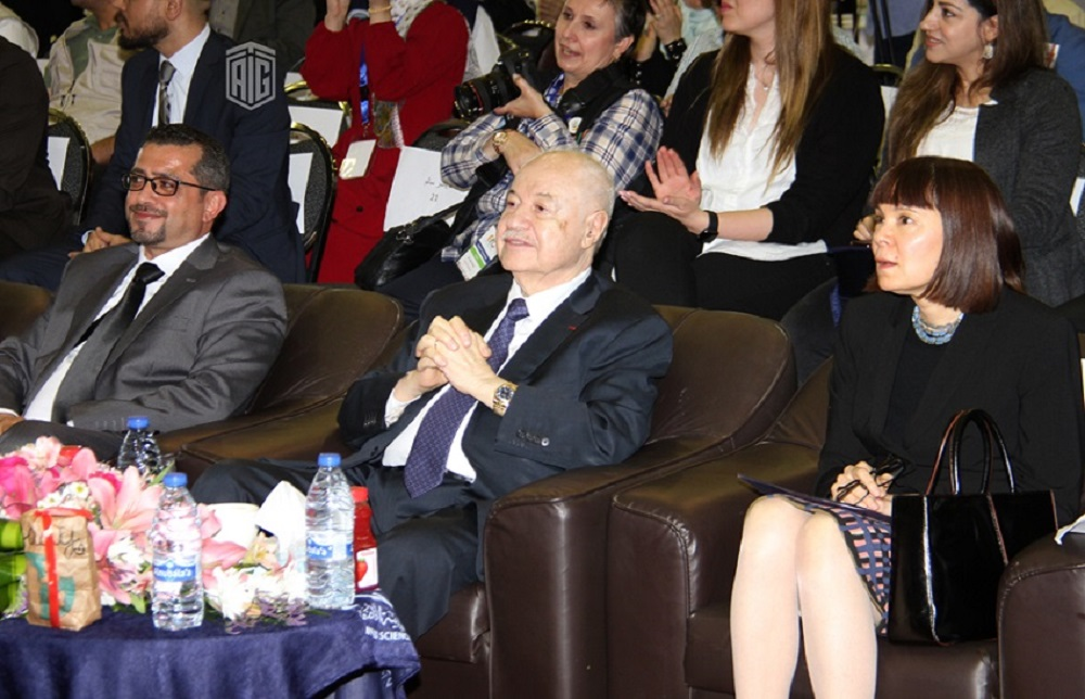 Abu-Ghazaleh Participates in Opening Ceremony of the English Language Olympia 2019