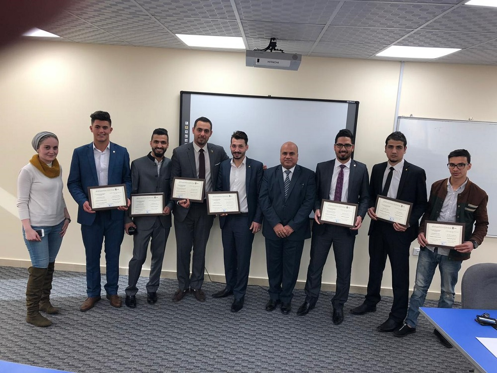 Talal Abu-Ghazaleh University College for Innovation Holds 'Excellence in Customer Service' Training Course