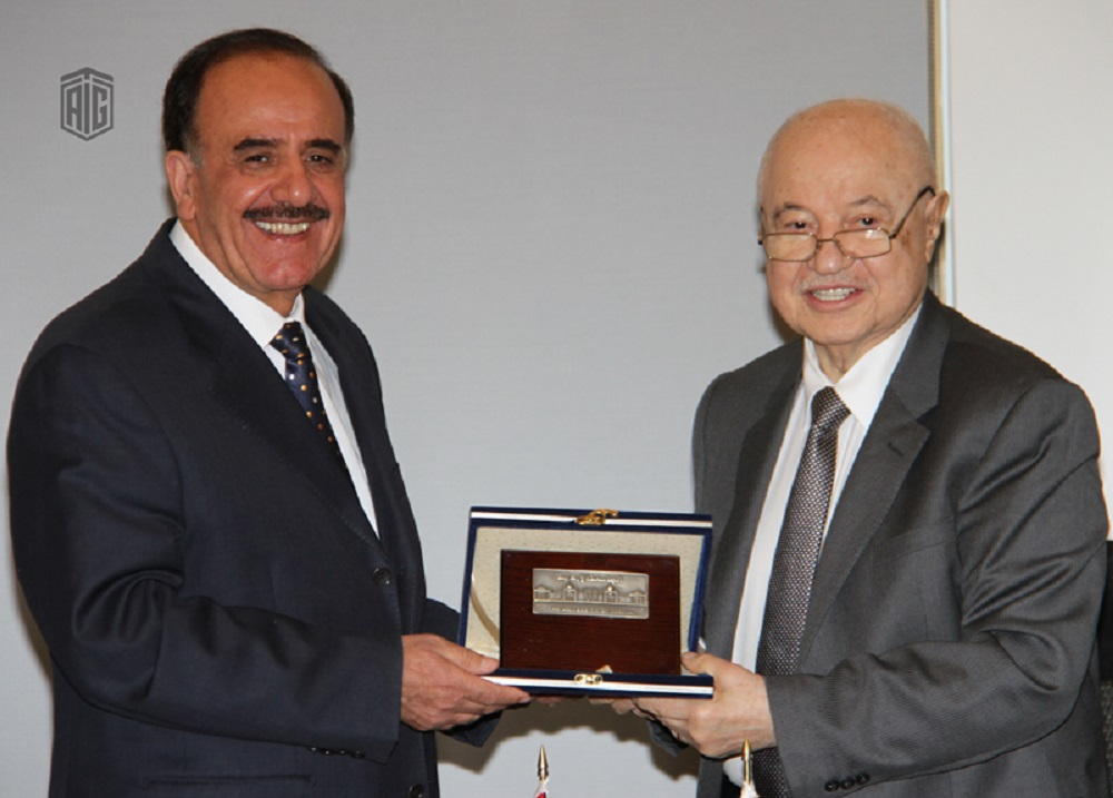 """Abu-Ghazaleh"" and University of Jordan Sign MoU for Academic Cooperation"