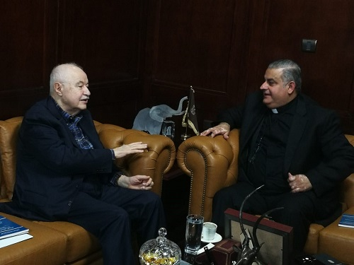 Abu-Ghazaleh Calls for a Media Ethics Compact, a Toolkit for the Media in the Knowledge Age