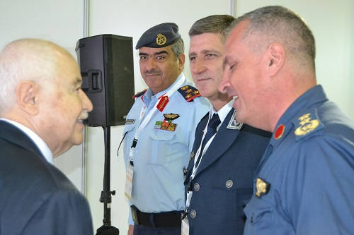 Abu-Ghazaleh Calls on the Military to Become Technology Creators