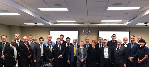 Talal Abu-Ghazaleh & Co. International participates in the Annual FOF, IFAC meetings