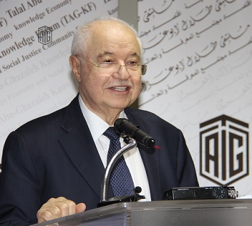 Talal Abu-Ghazaleh Knowledge Forum (TAGKF) hosts the Ambassador of Korea to Jordan HE Mr. Lee Bom-yon at a seminar on the Korean experience in development and culture
