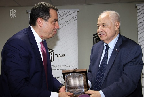 Talal Abu-Ghazaleh Knowledge Forum hosts the Minister of Planning and International Cooperation to discuss the repercussions of the regional crises on the Jordanian economy