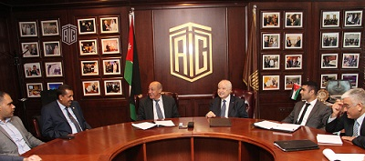 Talal Abu-Ghazaleh Organization signs a cooperation agreement with Jadara University in the fields of Training, Education and Professional Certification