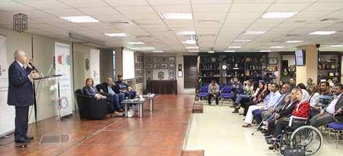Talal Abu-Ghazaleh knowledge Forum hosts Mesh Mostaheel TV program workshop