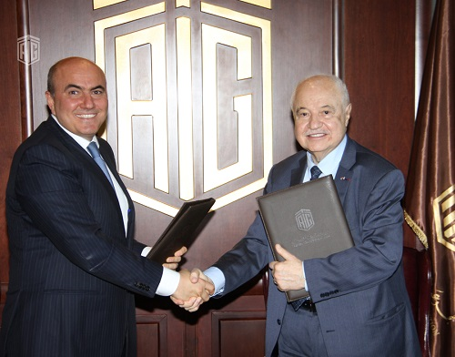 Talal Abu-Ghazaleh Organization and Al Ghad Newspaper sign cooperation agreement