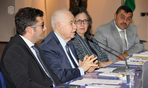 Abu-Ghazaleh Patronizes the Launch of Madaba Regional Archaeo-logical Museum Project