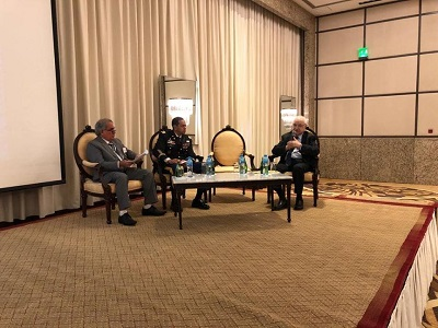 Abu-Ghazaleh: Keynote Speaker at Military Regional Summit in Kuwait
