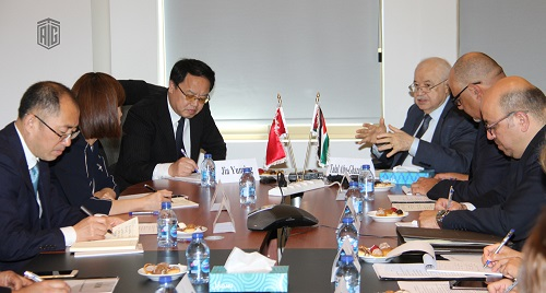 Talal Abu-Ghazaleh Organization and Shenyang Normal University Renew Agreement