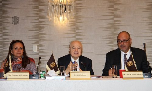 Abu-Ghazaleh: We are the Global Knowledge Organization of the World