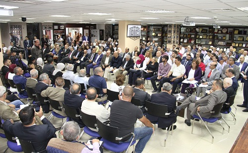 Abu-Ghazaleh TAG Knowledge Center Meeting Recommends Postponement of Amended Tax Law