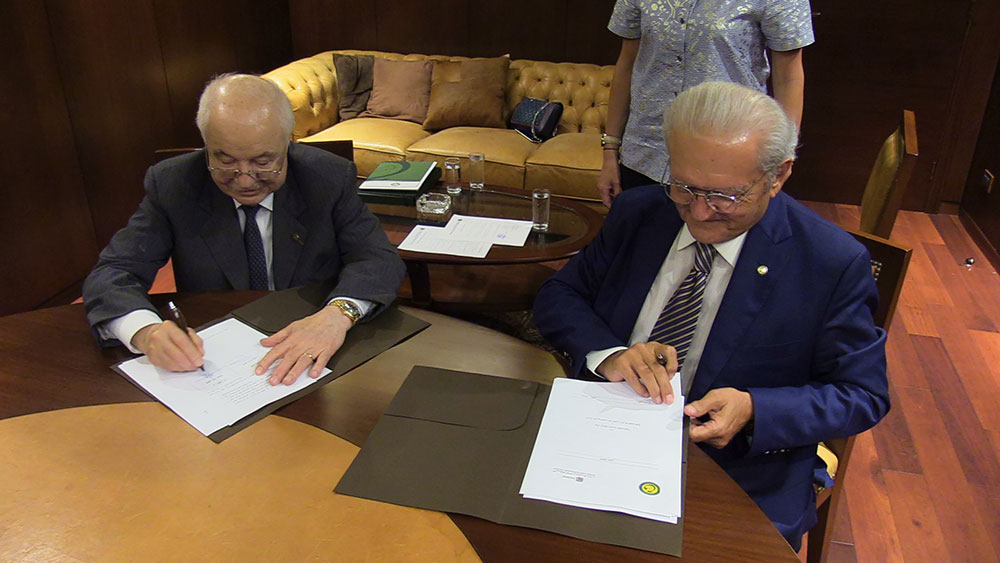 Abu-Ghazaleh Global' and ACRLI to Disseminate Rule of Law Culture